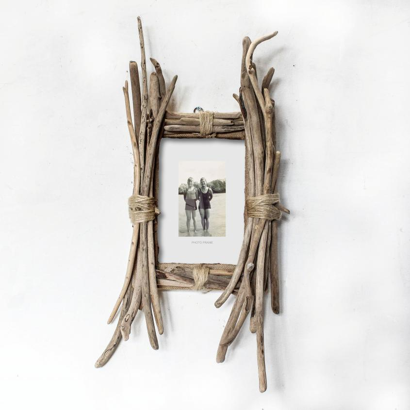 Castaway Driftwood Picture Frame