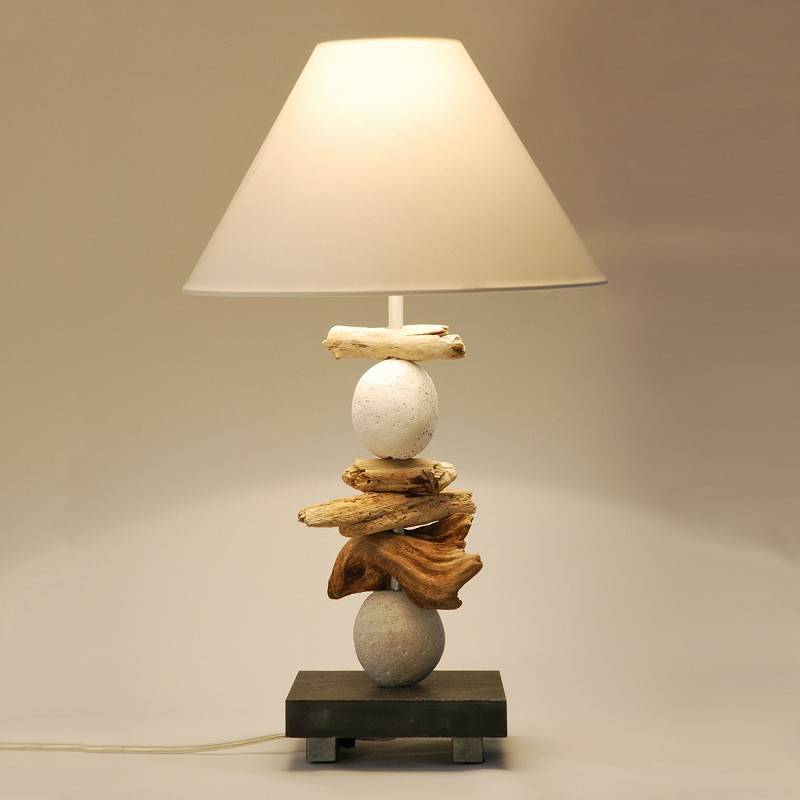 Driftwood Creek Table Lamp