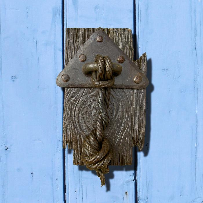 Hand Forged Door Knocker