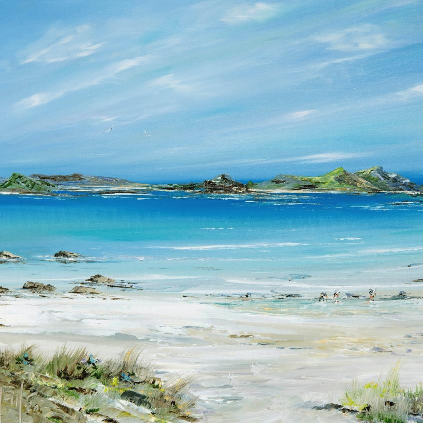 St Martins & The Islands - print